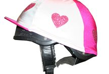 XC Riding Hat Covers, horse hat covers