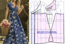 tipar rochii