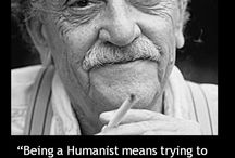 Happy Humanist / by Beverly Wolf