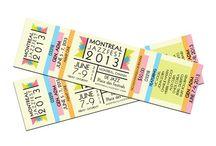 A.I.W tickets