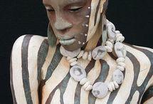 Sculptures & installations.