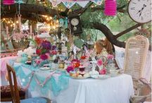 Magic Tea Party Birthday