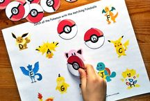 Pokemon school activities