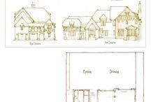 Architecture. Sketch. Basic.