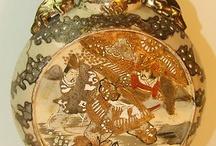 Satsuma Porcelain / by Jeanette Marsh