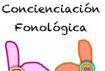 concienciación fonológica