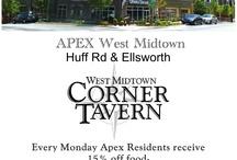 West Midtown Corner Tavern / by Corner Tavern
