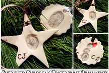 Ornaments and Christmas / by Rachael Gardner
