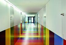Farbe und Raum