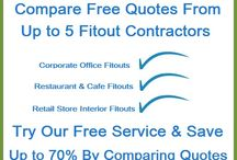 Commercial Fitout / Compare up to 5 free quotes from fitout contractors in Dubai. Whether you need a new corporate office fitout, retail shop Fit Out, or a new restaurant interior.