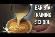 Barista training
