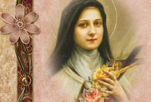 Saint Therese / Thoughts and Inspirations from Saint Therese during