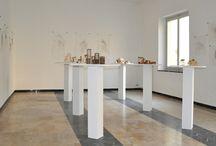 Giulia Berra/ solo exhibition, Monza, 2011