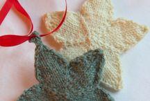 Knitting Yuletide