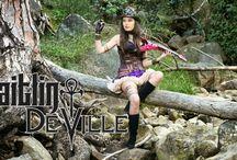 Caitlin de Ville