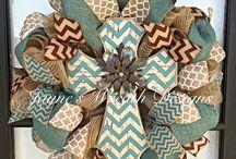 any season wreath