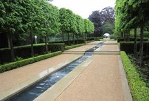 linear water features