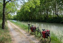 canal du Midi velo