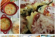 Freezer Meals In The Oven / by Tabitha Corless