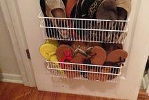 Closet Organising