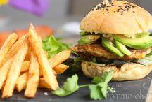 Burger et sandwich