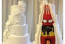 Wedding - Super Heroes