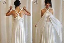 vestido conversivel