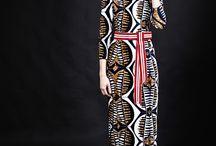 African Wax design