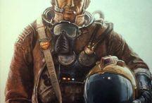 Astronauts / by Gareth Pon