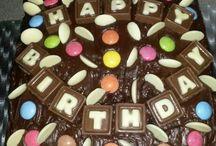 Anna's Choc Cakes :)