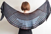 Steven West knits