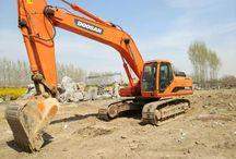 30 ton Doosan excavator for sale