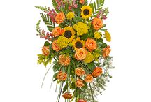 New Funeral Flower Selections / Village Gardens exclusive beautiful bouquets from our new web site.