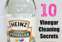 Uses if vinegar