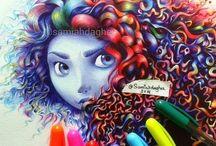 Drawing / Dibujos - Arte