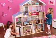 domček pre bábiky / domček pre bábiky