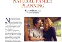 Natural Family Planning / Resources to help you discern God's will for your marriage while respecting His design for life and love.