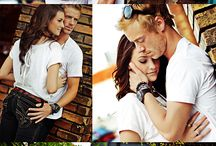 Inspirational-Couples / Couple poses,inspirational poses,couples in love or engaged / by Amber Nicholson