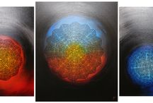 Peintures sur VangoArt / Toutes les peintures de Jonathan Pradillon présentées sur le site d'art VangoArt