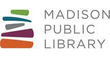 Wisconsin public library logos