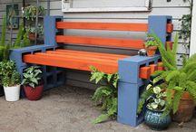 Built a bench
