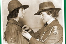 Girl Scouting through the years / by Girl Scouts Central California South