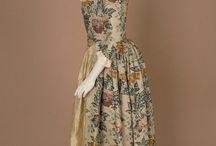 Clothes 1700-1740