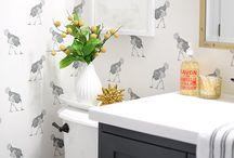 Bathroom RENO 2015 / by Sara Krall