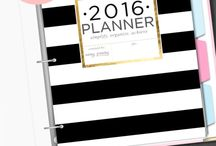 Printables - Planners & Calendars