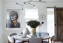 Scandinavian Design | Wood Flooring / Discover Scandinavian inspired interiors featuring neutral walls, monochrome artwork, stylish furniture and lots of wooden flooring.  We all love the simplicity and beauty of the Scandi look, where style meets simple, functional design.  Here's our pick of the best...