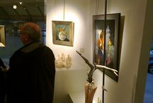 Exhibition / The paintings of Wim Bals in exhibitions