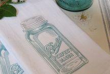 Tea Towels / by Kristin Barrus