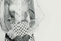 60s thru 90s Fashion