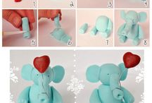 Clever ways to create with fondant